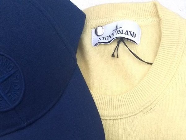 Stone Island is populair in Nederland